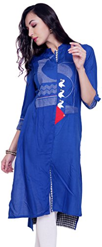 fabnesia Women's Straight Kurta Price in India