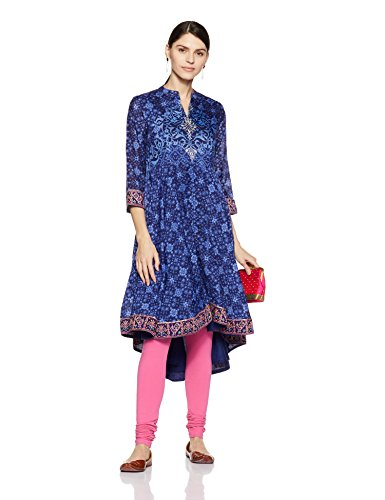 BIBA Women's Anarkali Kurta Price in India