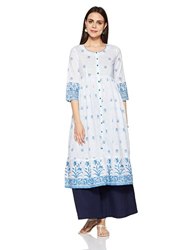 Rangriti Women's Anarkali Kurta Price in India