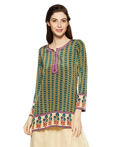 BIBA Women's Straight Kurta Price in India