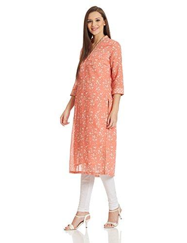 BIBA Women's Straight Kurta Price in India