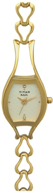 Titan NF2331YM02 Raga Analog Watch  - For Women Price in India