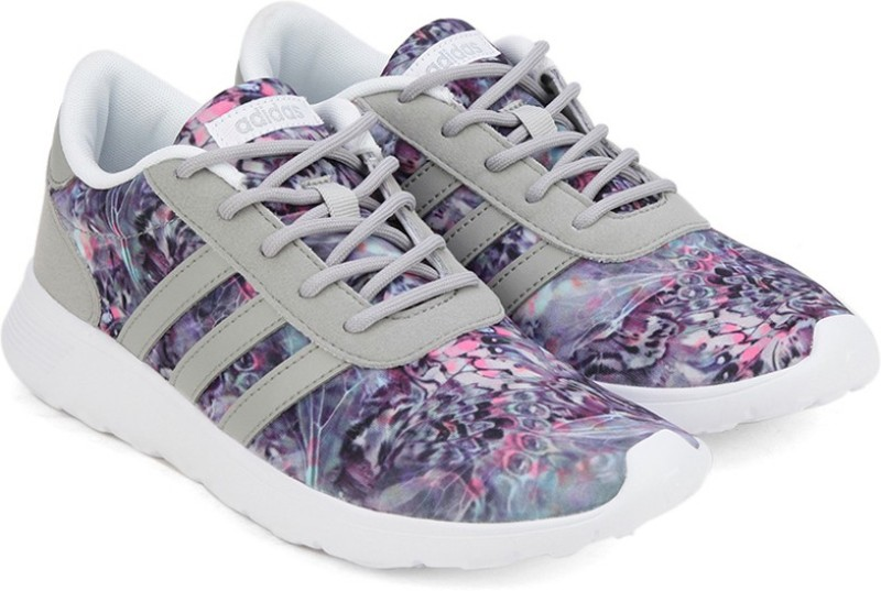 Adidas Neo LITE RACER W Sneakers(Grey) Price in India