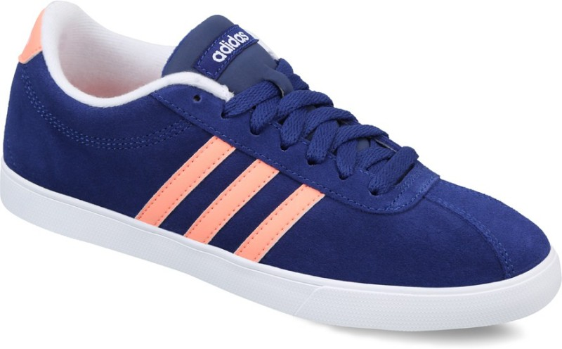 Adidas Neo COURTSET W Sneakers(White) Price in India