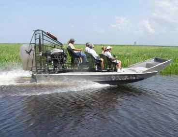 Fast Airboat