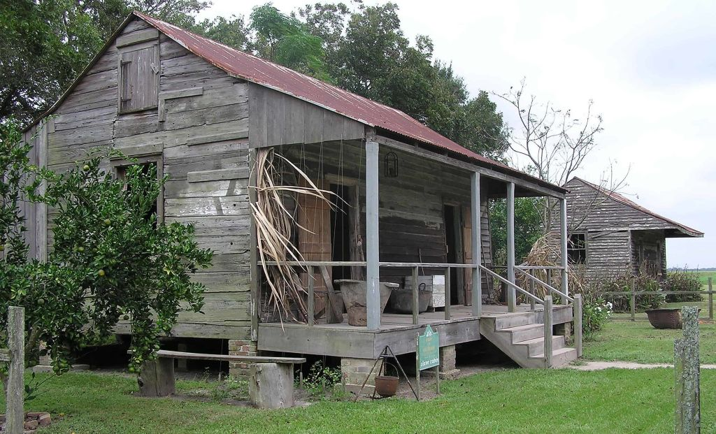 Tours by Isabelle. Small Group Plantation Tours. Laura Plantation. Laura Plantation Slave Quarters