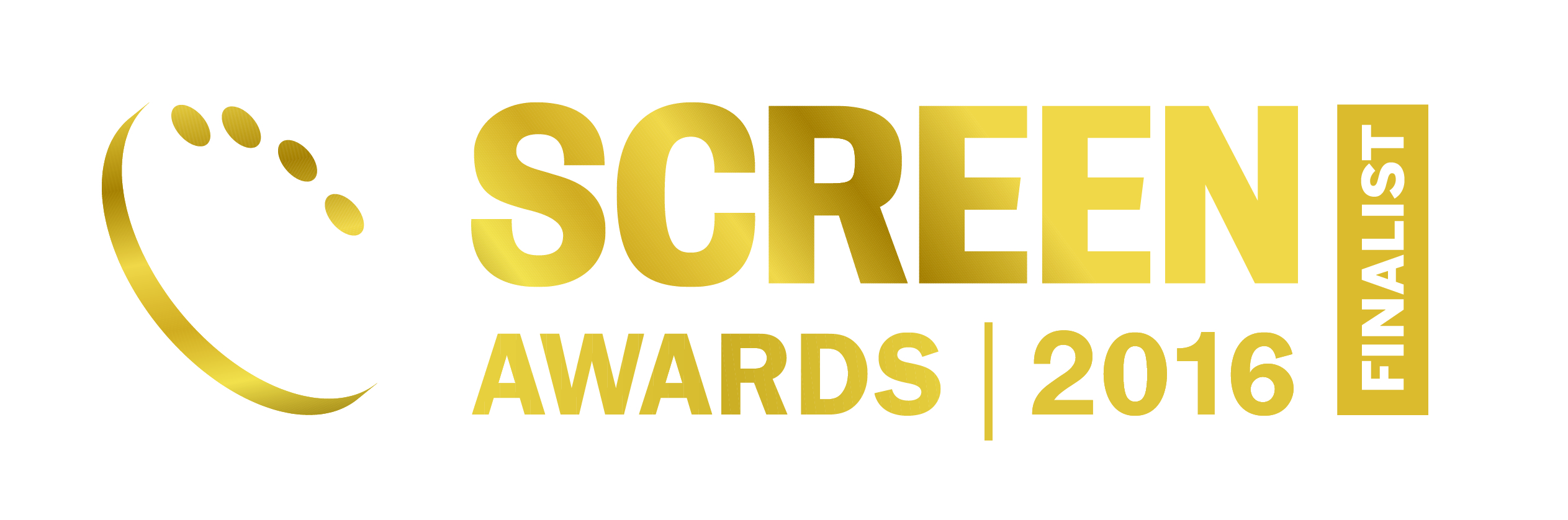screen awards finalist logo