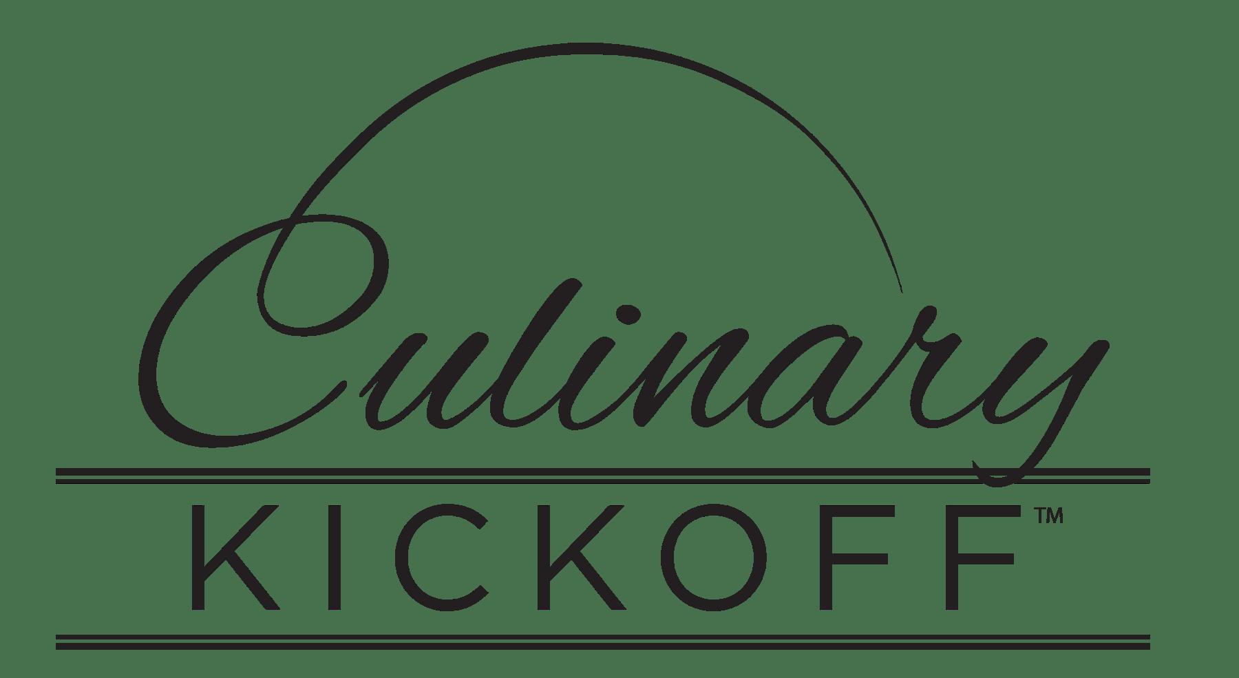 Culinary Kickoff