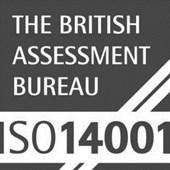 ISO14001 Accreditation logo
