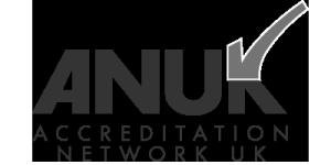 ANUK Accreditation Network UK logo