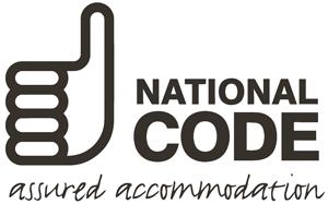 National Code Assured Accommodation logo