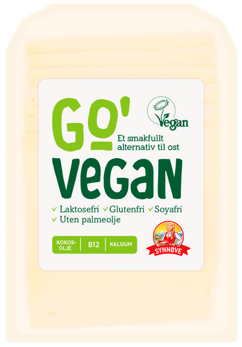 God vegansk ost