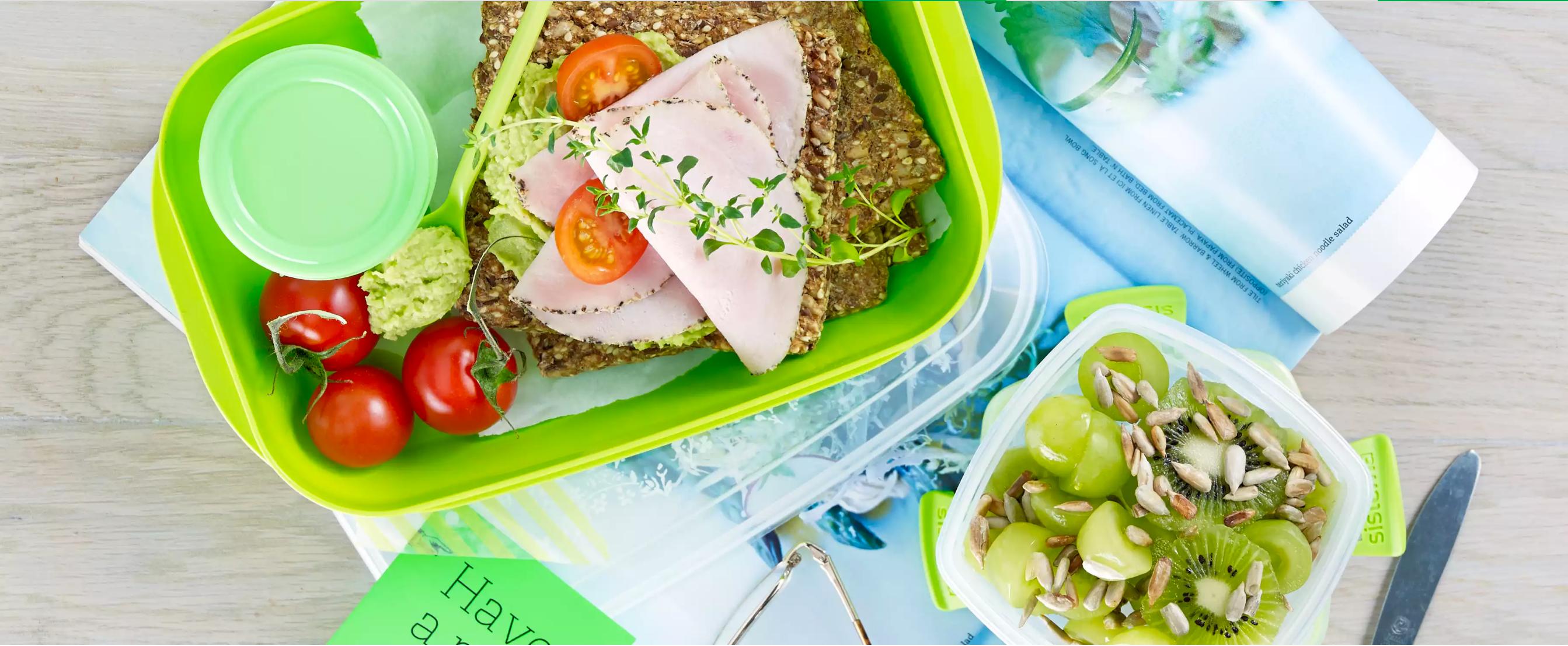 Del opp frukt og grønt i matpakken, så øker sjansen drastisk for at den blir spist.