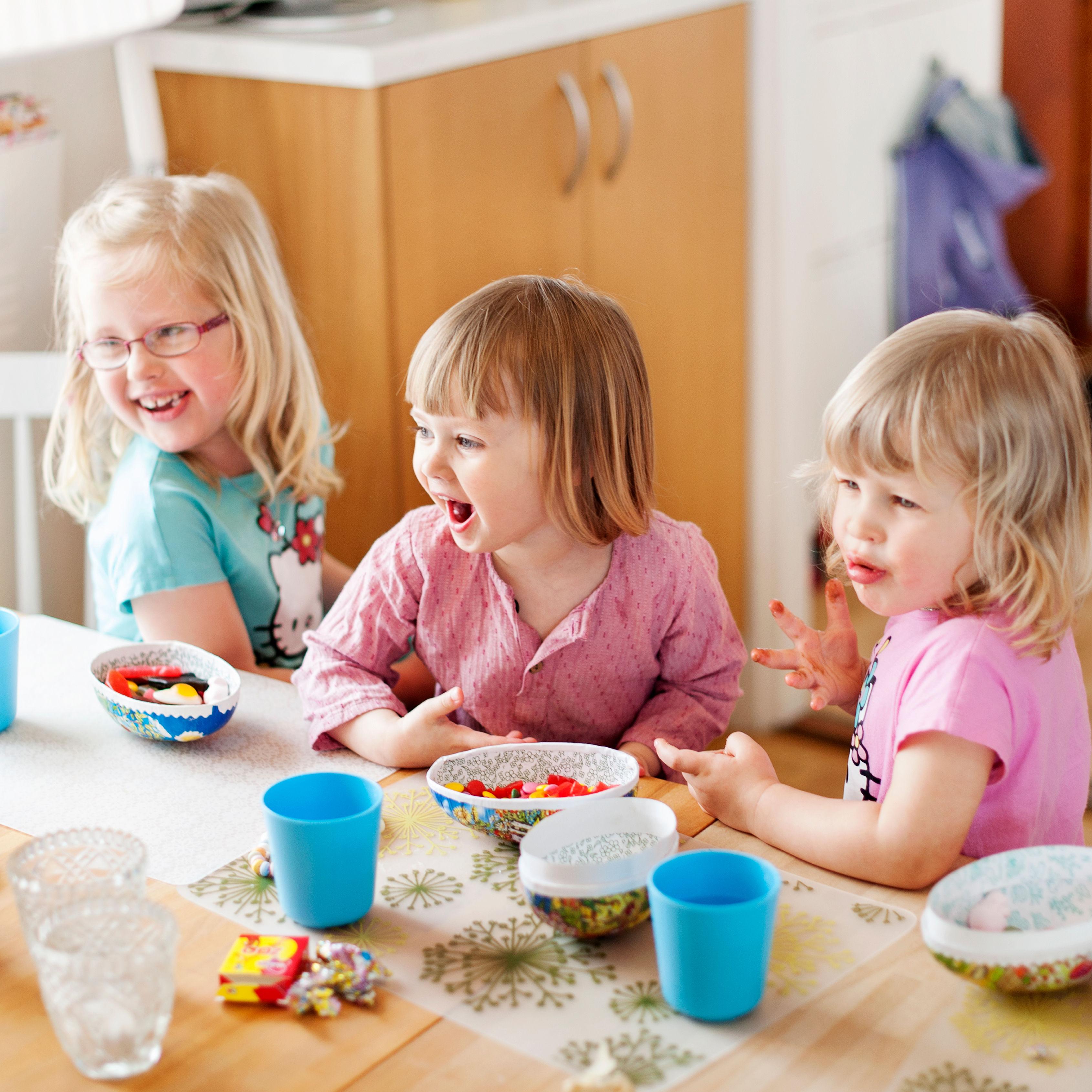 Barn flest forventer egg fylt med godteri til påske. FOTO: Illustrasjonsfoto / Scanpix