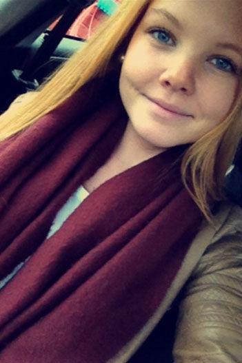 HELDIG VINNER: Student Karianne Thommesen ble KIWI PLUSS-kunde og vant et matstipend på 25.000 kroner hos KIWI.