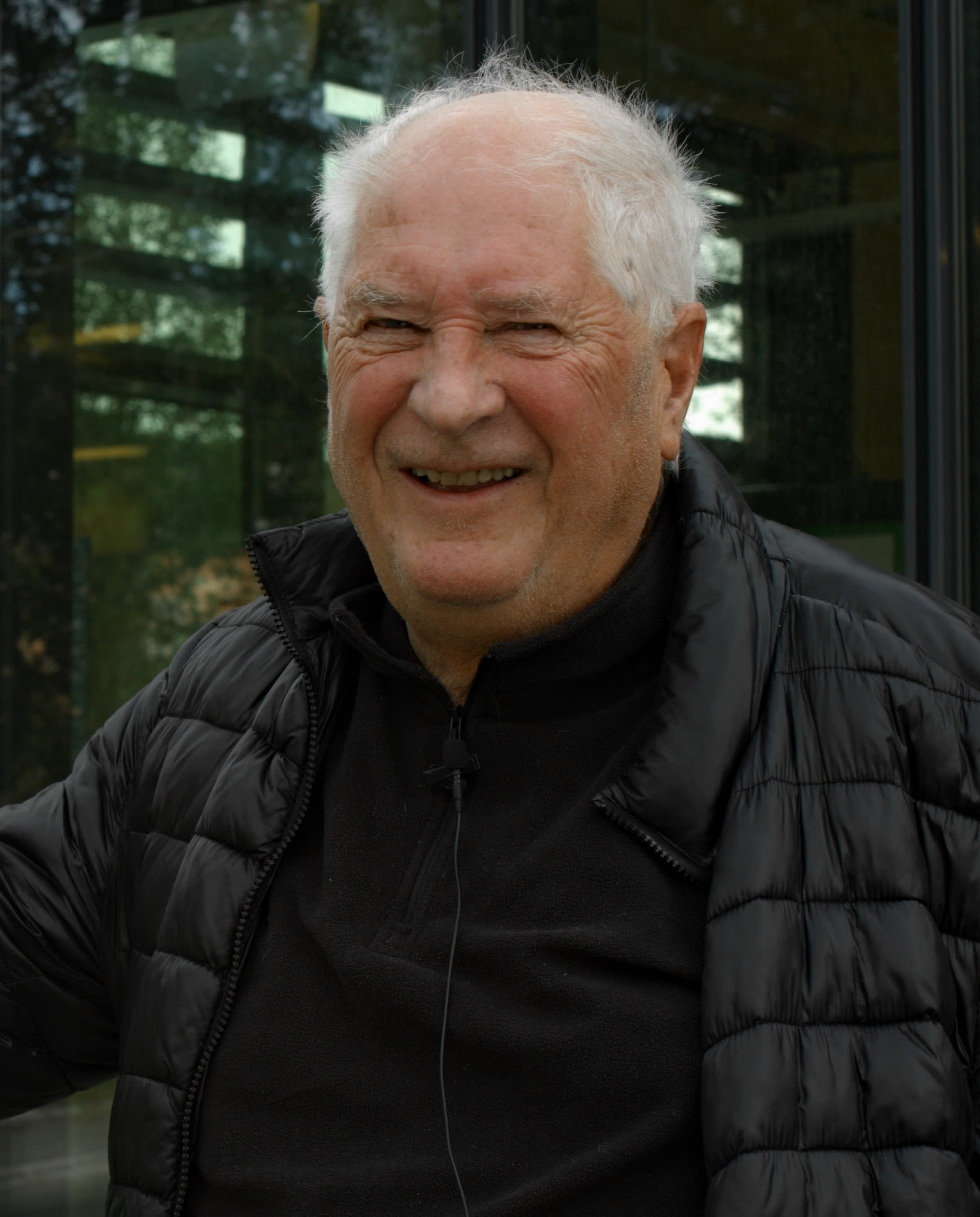 Willy Johnsen var kjøpmann fra 1965 til 1997, og er fortsatt innom butikken i Balsfjordgata flere ganger i uka.