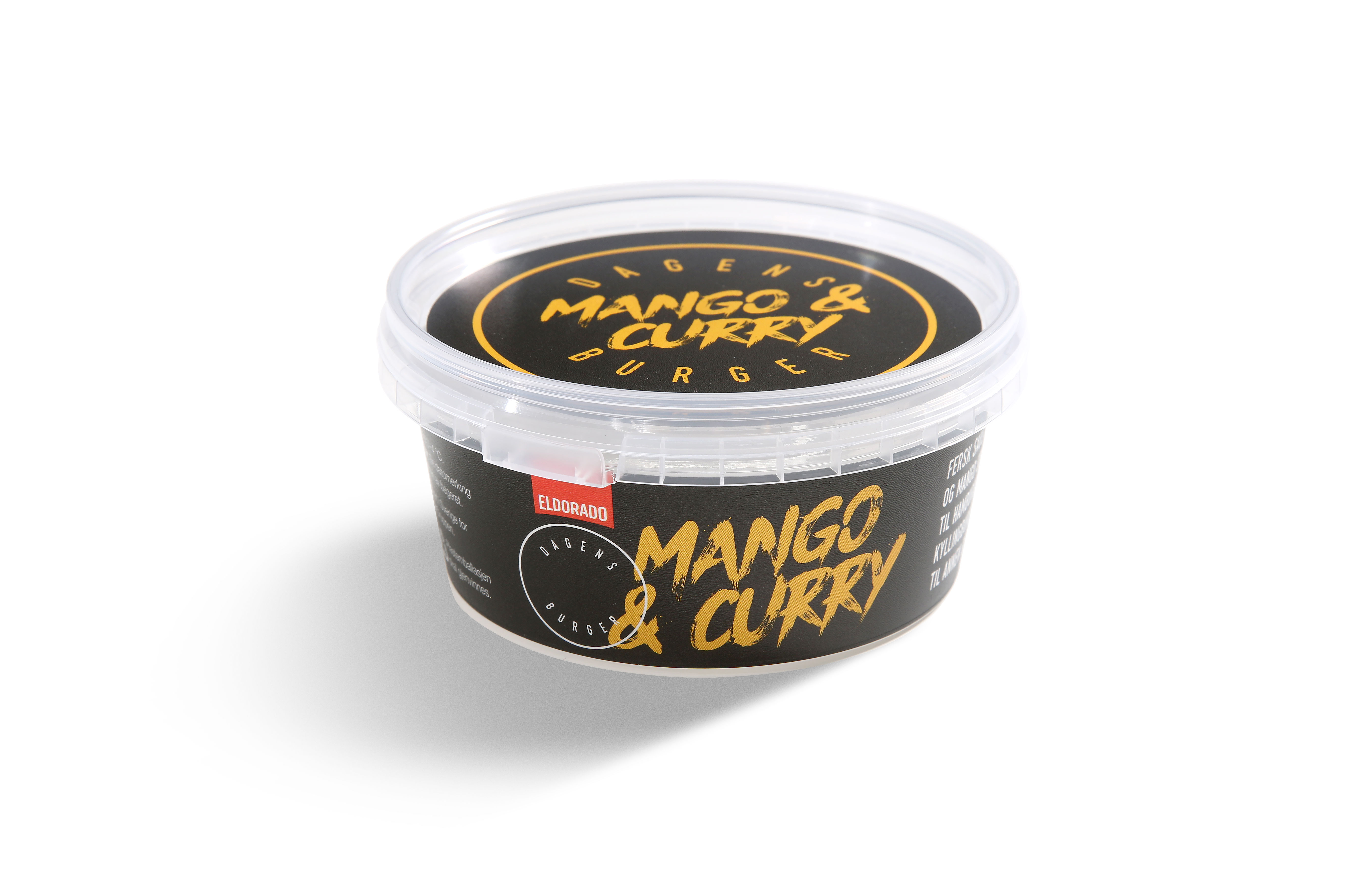 Mango & Curry saus