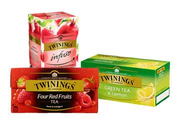 Twinings te får du kjøpt i alle KIWI-butikker.