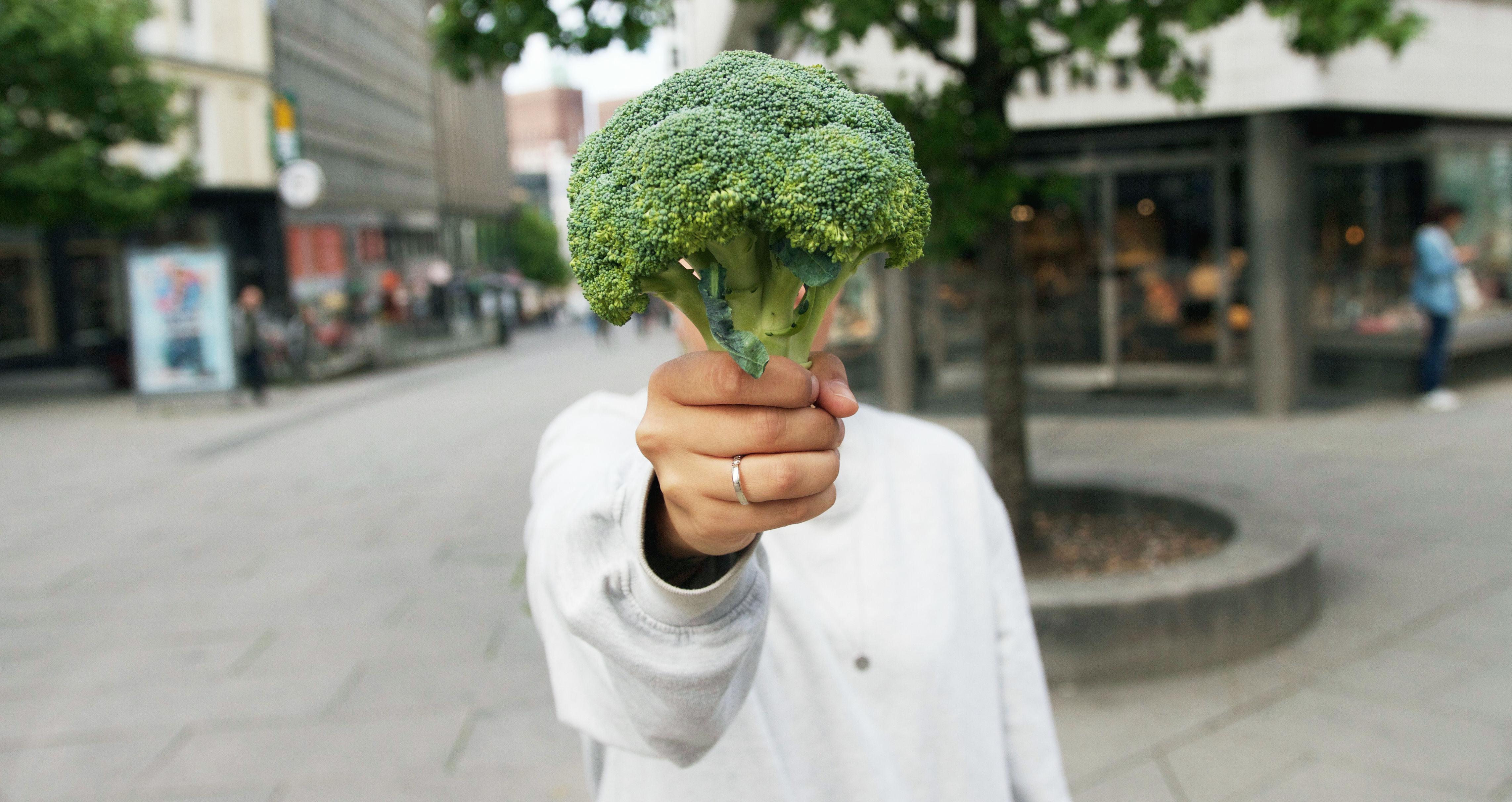 Ja, brokkoli er faktisk en kål den også!