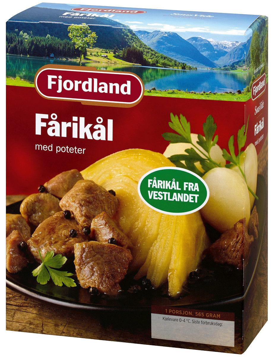 Foretrekker du den ferdig laget kan du også få Fjordland fårikål over hele landet.