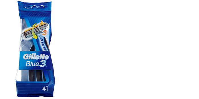 Gillette Blue engangshøvel