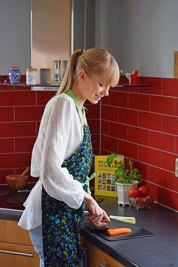 Matblogger Sally Jönsson er ekspert på billige middagsalternativer.
