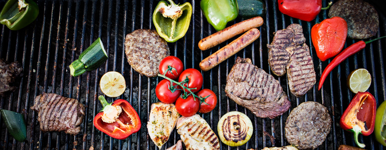 Grønnsaker endrer smak og blir søtere på grillen. Kanskje også barna vil like noe de normalt ikke spiser?