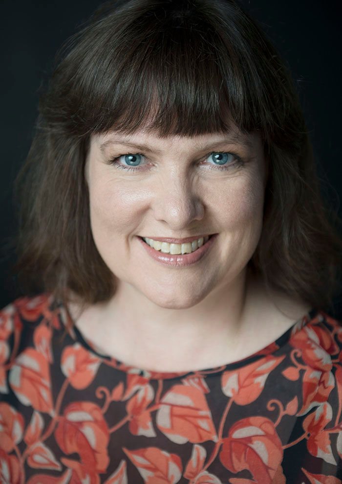 matblogger og kokebokforfatter Gunda Djupvik. Foto: Elisabeth Kallinen