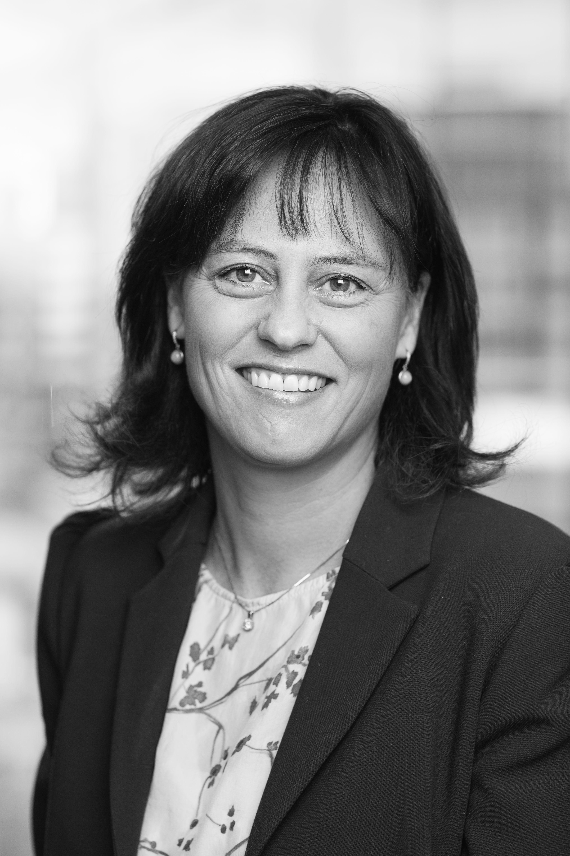 Kommunikasjonssjef Anne Marie Schrøder i Matvett.