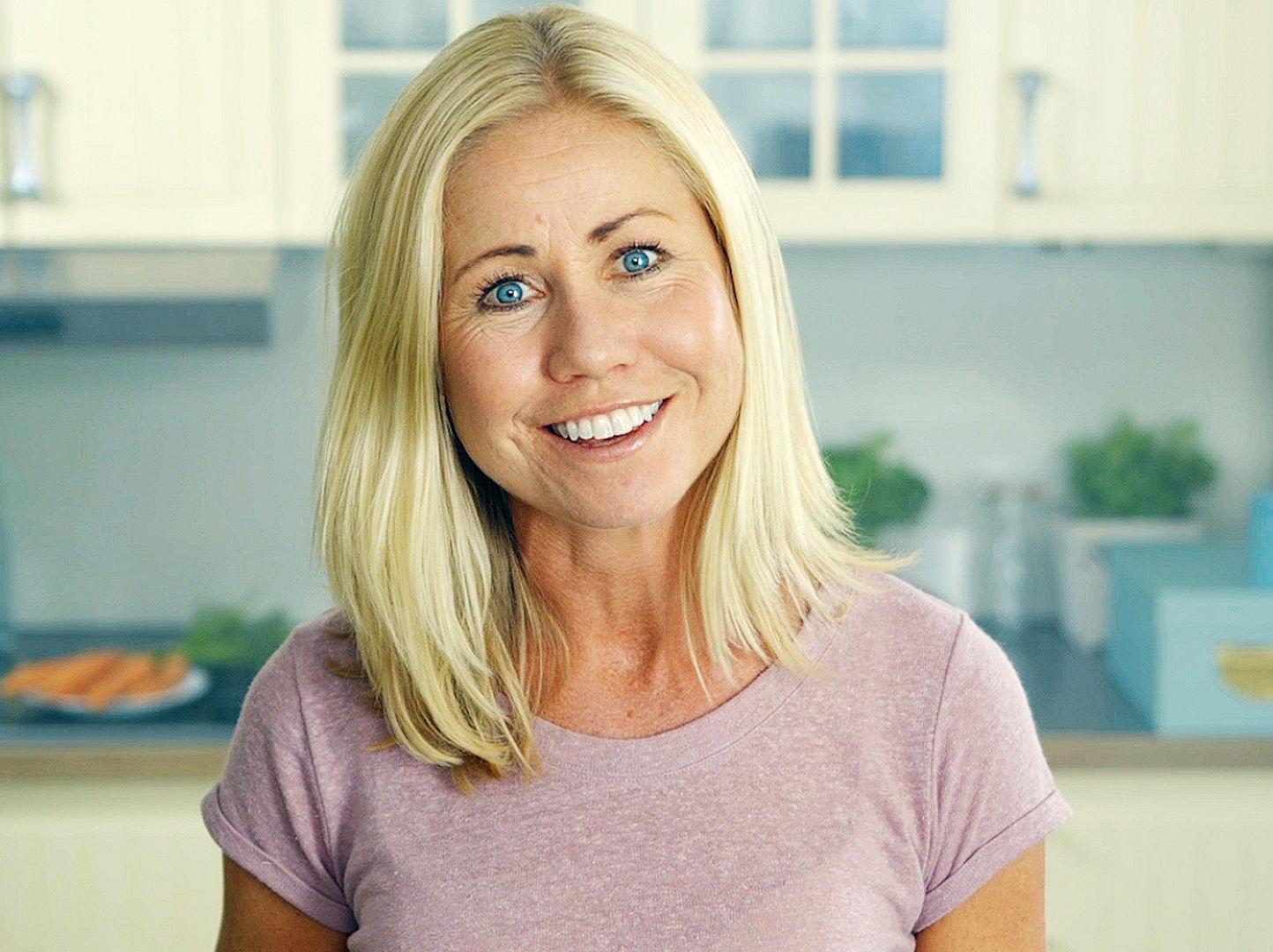 Klinisk ernæringsfysiolog Tine Sundfør er også glad i taco.