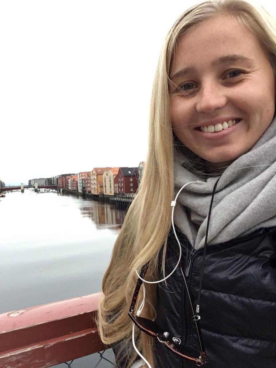 Sara Sanderød er student på andre året i Trondheim, og har god erfaring i å prøve å få matpengene til å strekke til hver måned.