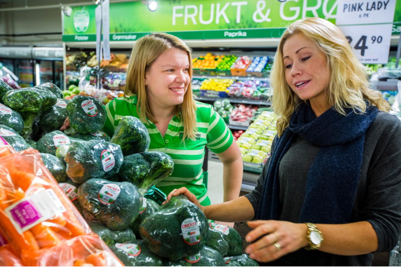 Klinisk ernæringsfysiolog Tine Sundfør har flere gode tips til hvordan du kan unngå søtsuget.