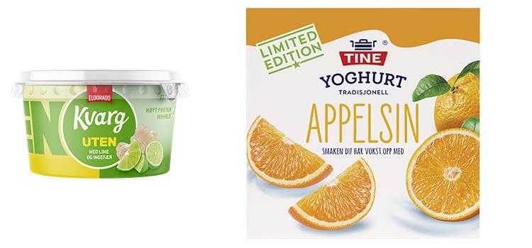 YOGHURT: Nye og friske yoghurt-nyheter hos KIWI!