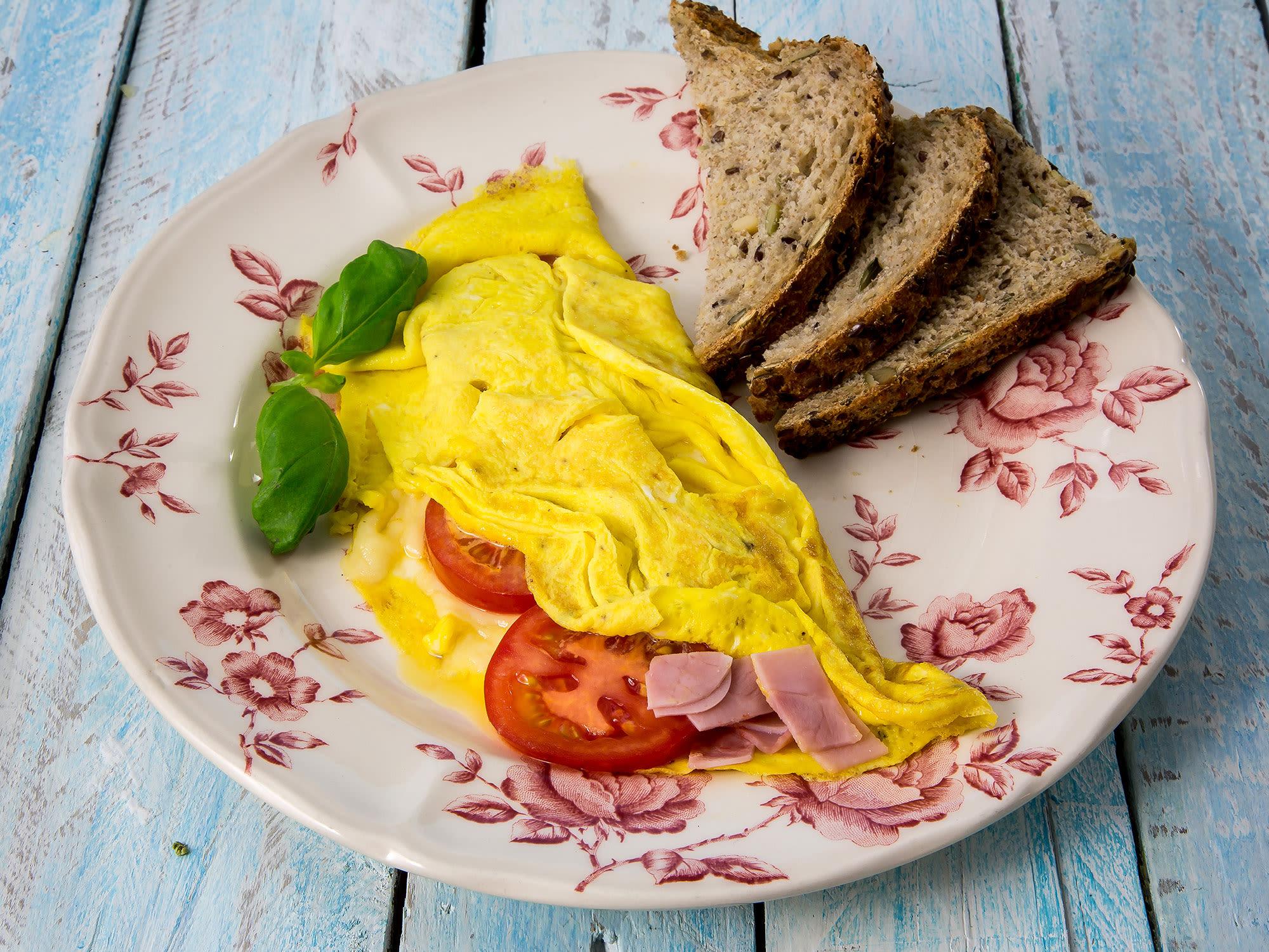 Omelett morsdag