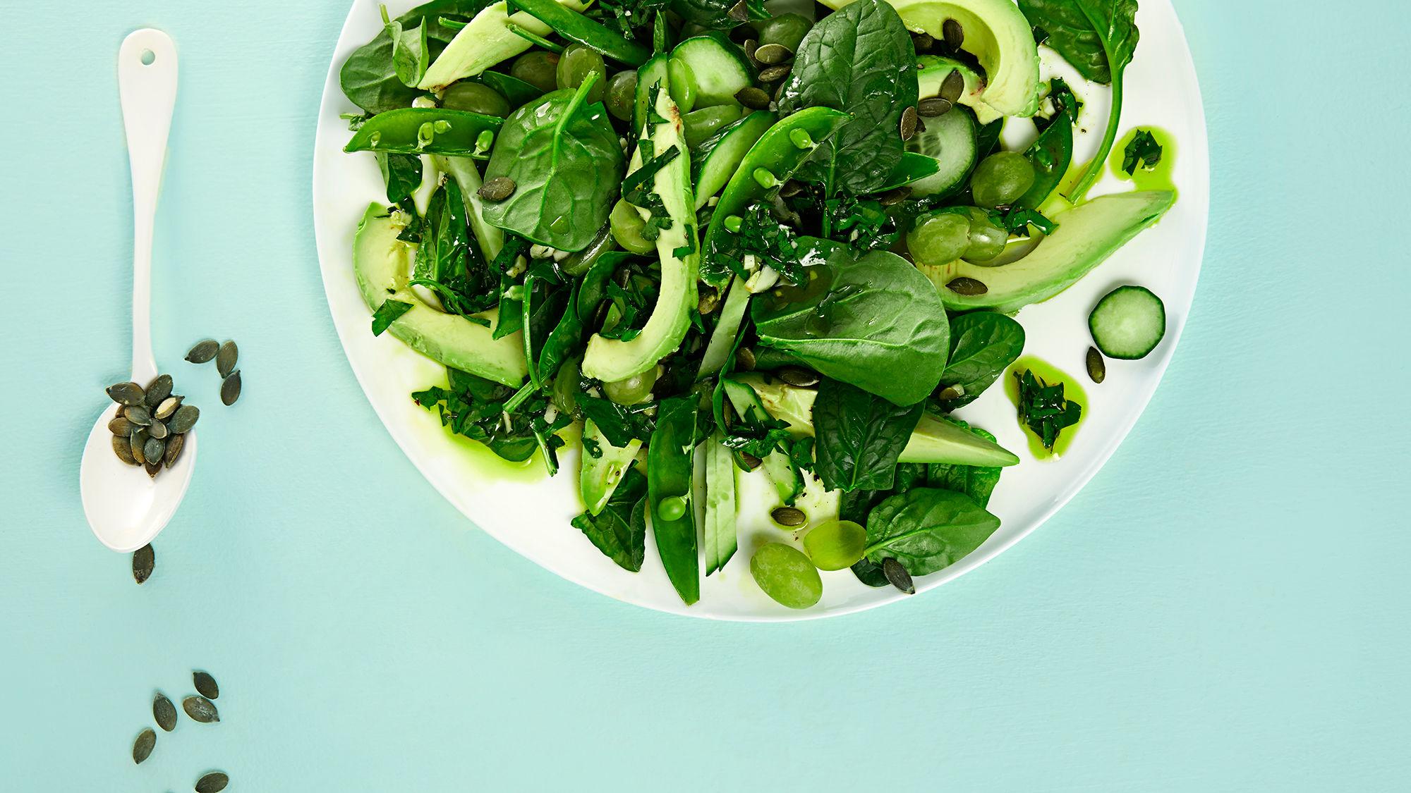 Grønnsaker gir oss masse vitaminer, mineraler, fiber og antioksidanter.