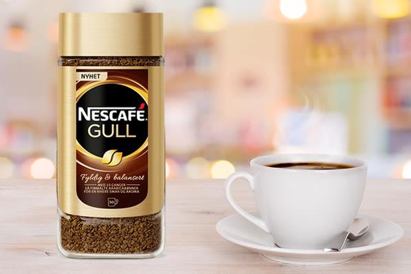 Nye NESCAFÈ Gull
