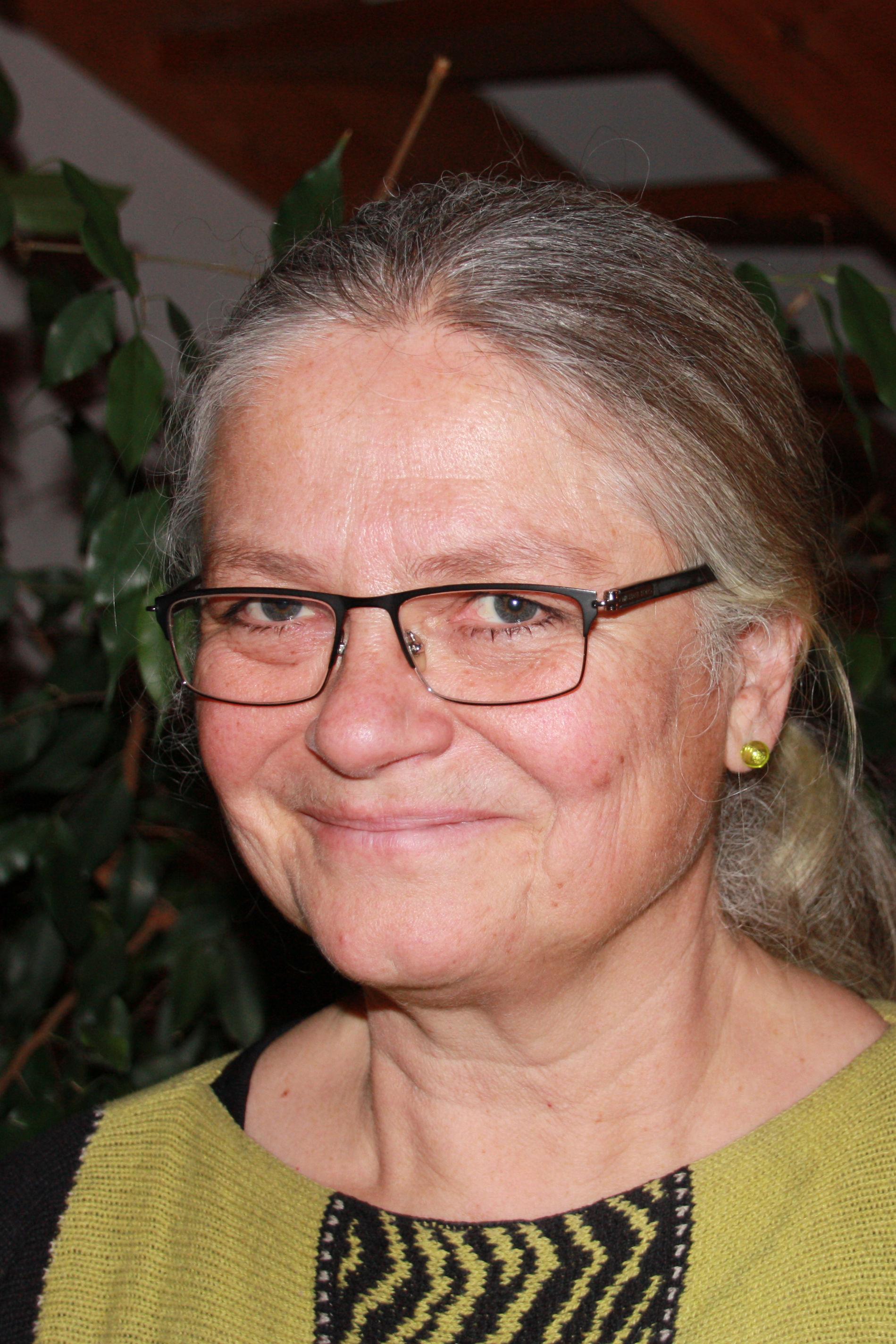 Astrid Bjerke, seniorrådgiver i Framtiden i våre hender