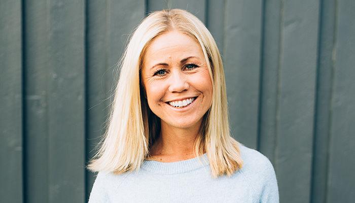 Klinisk renæringsfysiolog Tine Sundfør. Foto: Camilla Andersen/Millifoto