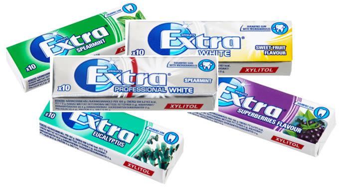 Du finnet et stort utvalg EXTRA i din KIWI-butikk.