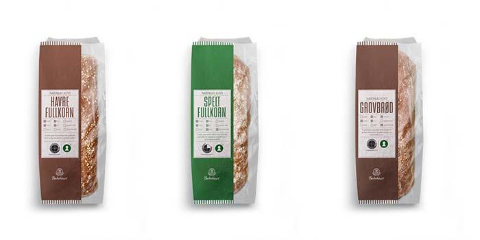 Slik så brødene i Naturlig sunt-serien tidligere ut.