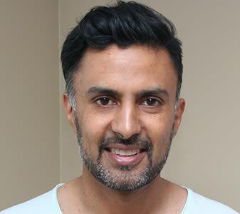 Wasim Zahid, spesialist i indremedisin og kardiologi