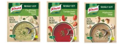 Supper fra Knorr.