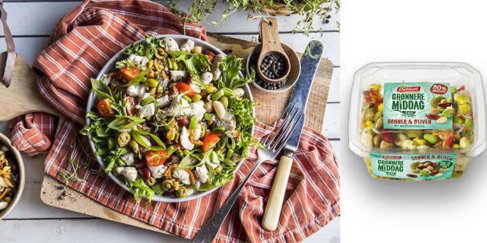 Kyllingsalat er en lett og god salat som passer både til lunsj og middag. Foto: Mills