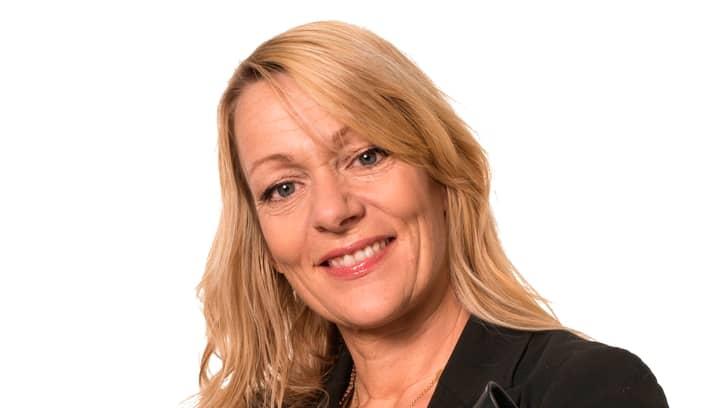 Lise Holm-Glad er leder for Defines eget frisørteam.
