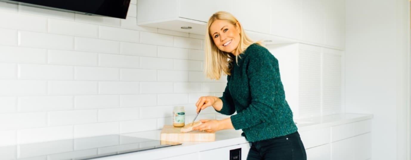 Klinisk ernæringsfysiolog TineSundfør.