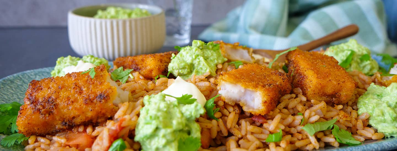 MER SMAK: Piff opp fiskepinnene med ekstra krydder. En enkel og kjapp rett med fiskepinner i hovedrollen. FOTO: Findus