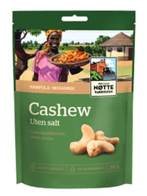 Cashewnøtter fra småbønder i Mosambik