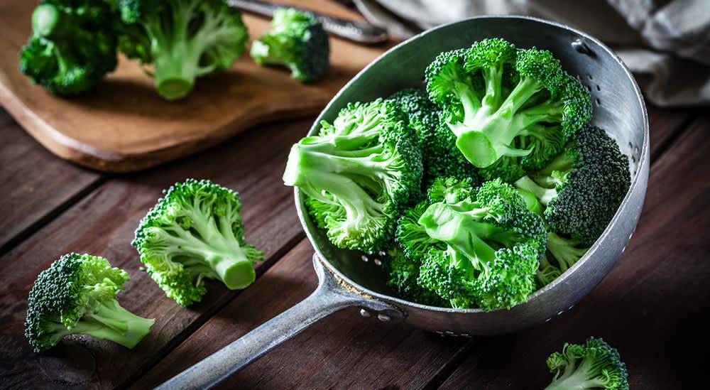 Disse grønne bukettene er fulle av C-vitaminer, A-, E- K-vitaminer, folsyre og mineralene jern, kalsium og kalium, samt ulike typer antioksidanter.