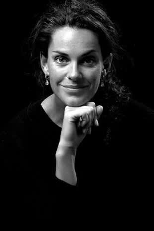 Sara Døscher, forfatter av boken «Restekjærlighet», en kokebok der gårdagens mat er i sentrum FOTO: Nicolai Bauer