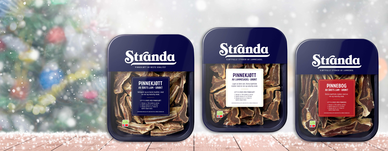 Alt til jul får du billig hos KIWI: Pinnekjøttet fra Stranda er vårt beste alternativ.